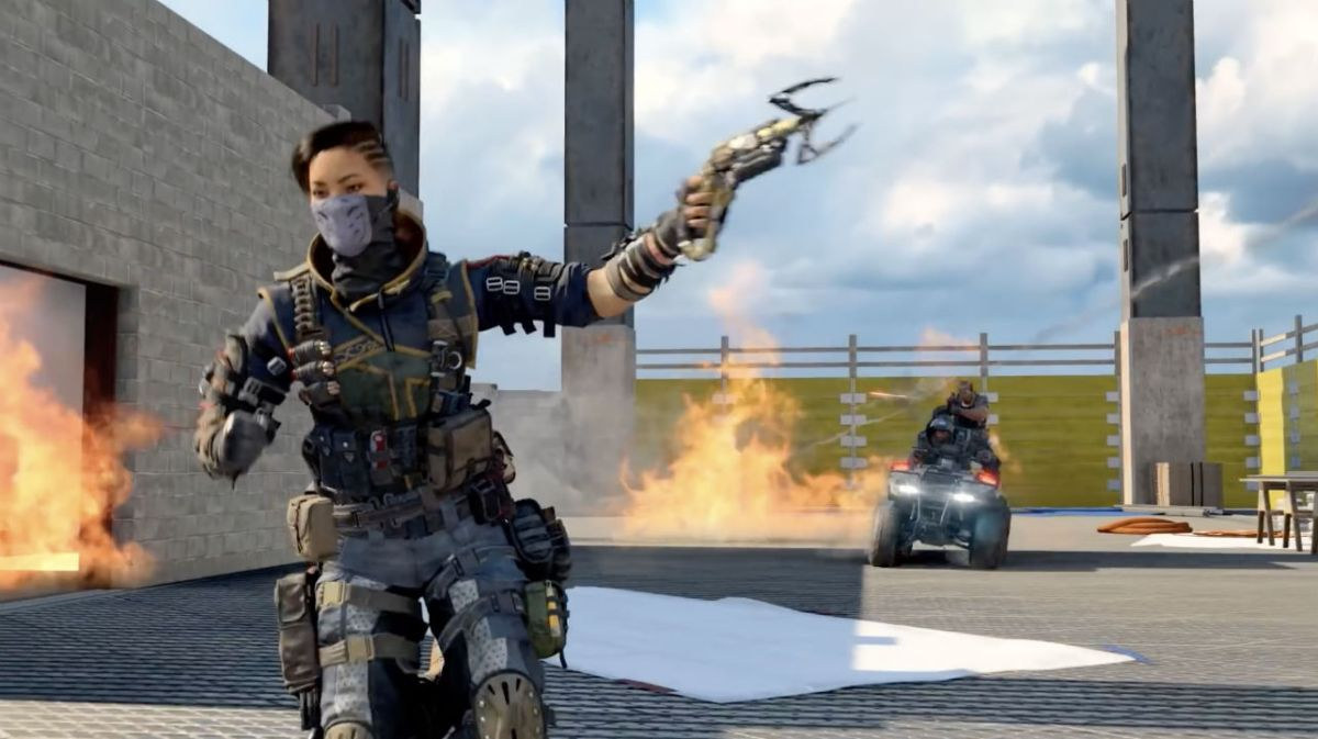 First Call Of Duty Black Ops Cold War Footage Leaks Ahead Of Treyarch S Official Reveal Gamesradar
