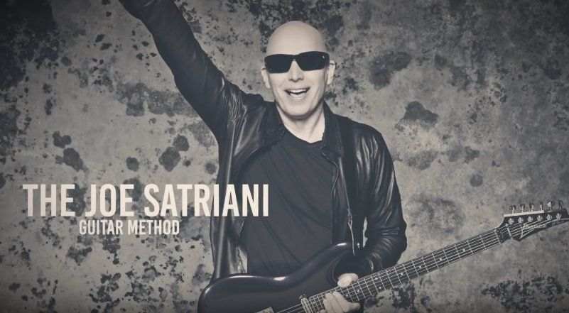 Joe Satriani Master Class: Satch Shows You How to Express Yourself on Guitar