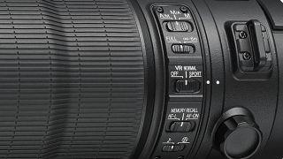 Nikkor 400mm f/2.8