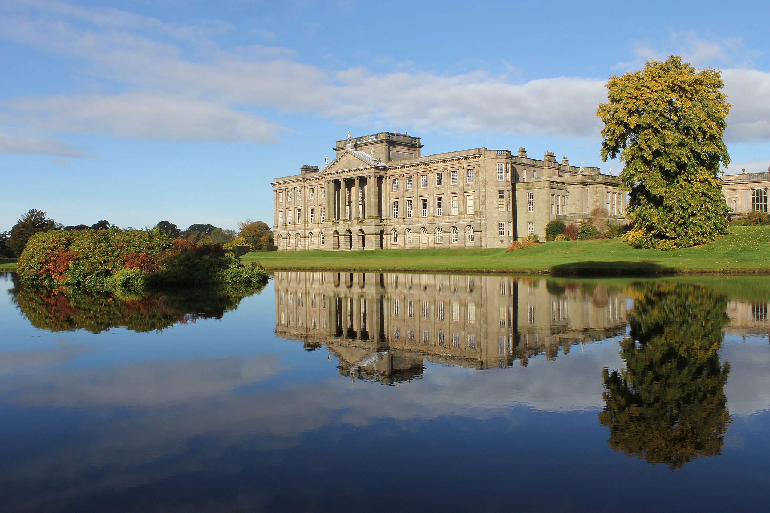 Lyme Park, Cheshire, stately home