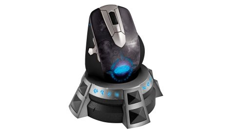 SteelSeries World of Warcraft Wireless MMO Mouse review