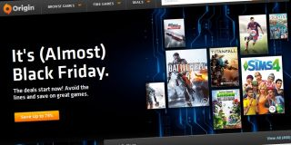 Origin Black Friday header