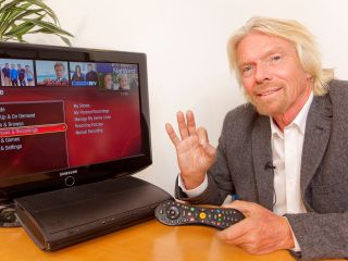 Branson meets TechRadar