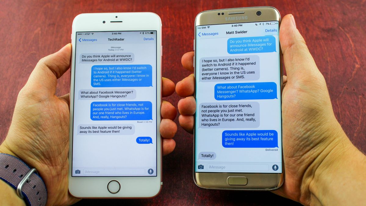 iphone not receiving messages here s why imessage isn t coming to android anytime soon 4492