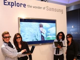 Samsung's latest 3D offering