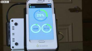 StoreDot battery CES 2015