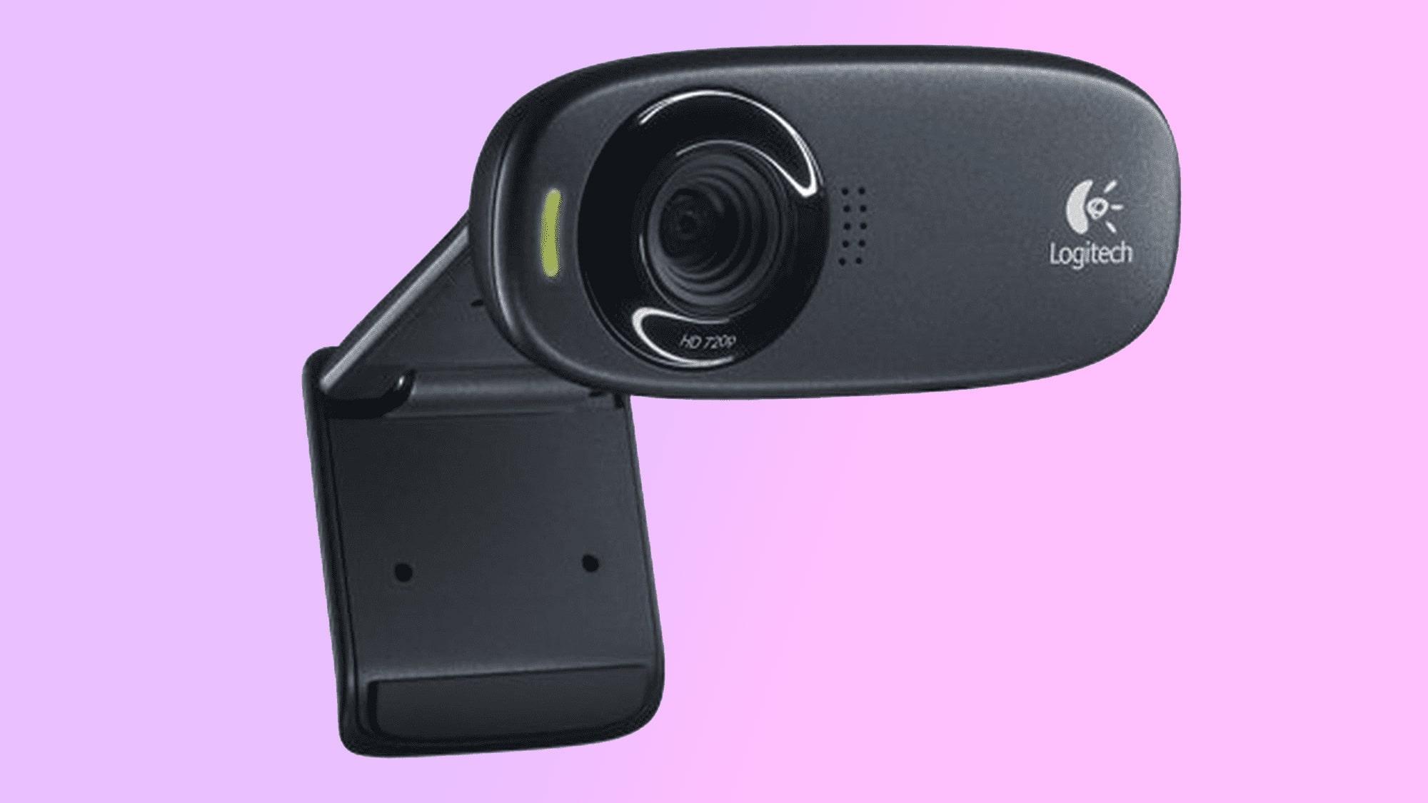 best webcams: Logitech C310