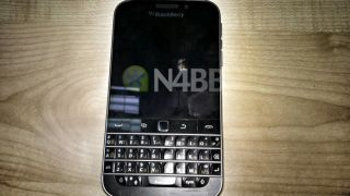 BlackBerry Classic leaked image