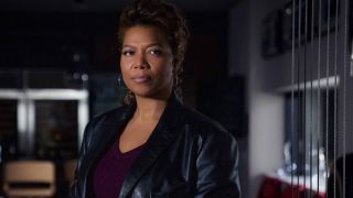 Queen Latifah as Robyn McCall in the The Equalizer tv series.