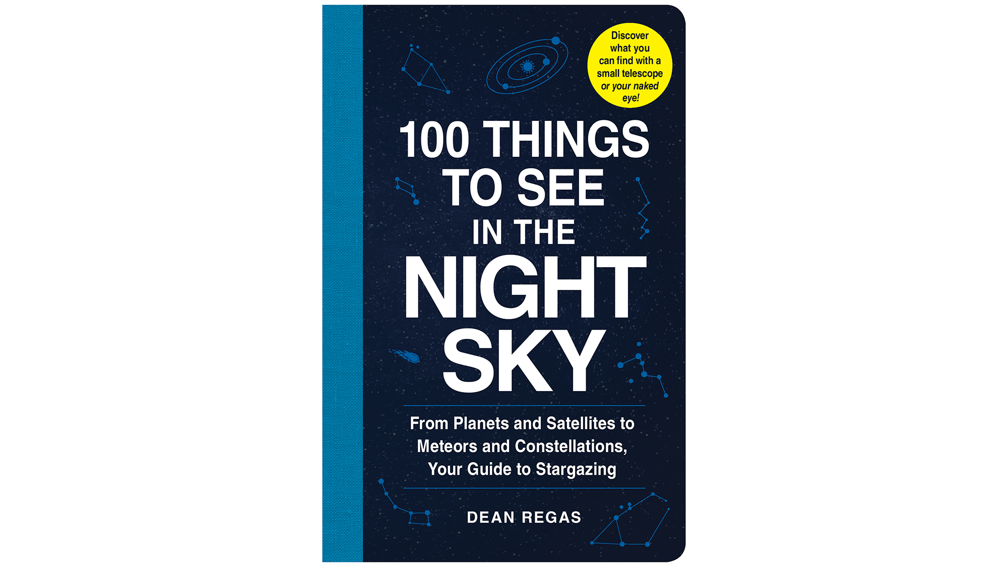 100 Things to See in the Night Sky': A Stargazing Guide for