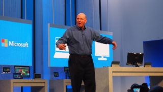 Ballmer leaves Microsoft. But in what shape?