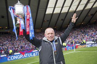 Soccer – William Hill Scottish Cup Final – Inverness Caledonian Thistle v Falkirk – Hampden Park