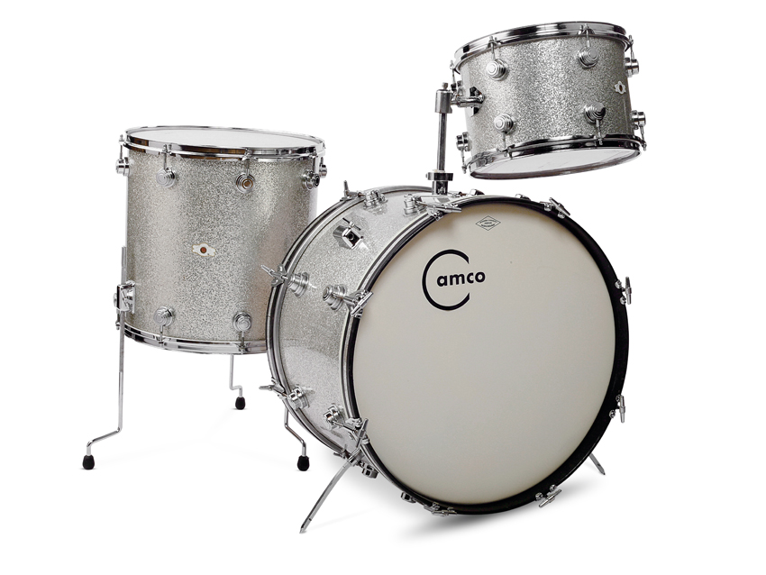 Vintage Drum Gear Camco Kit Musicradar
