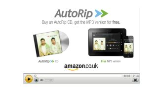 Amazon's AutoRip is sweet music to our British ears