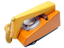 Landlines - like mobile phones, but with a wire