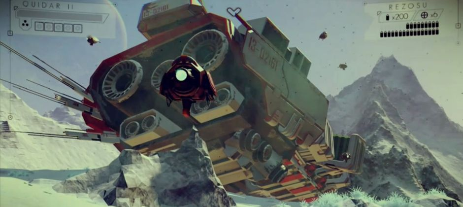 No Man's Sky blasting off on PC and PS4 simultaneously