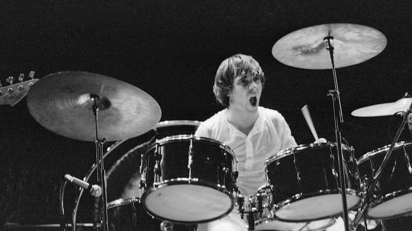 Keith Moon On The Who Smashing Kits And Tommy Musicradar
