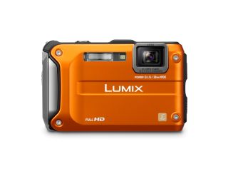 Panasonic DMC FT3