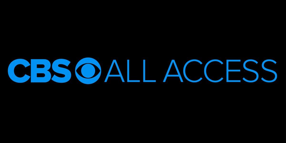 CBS All-Access logo