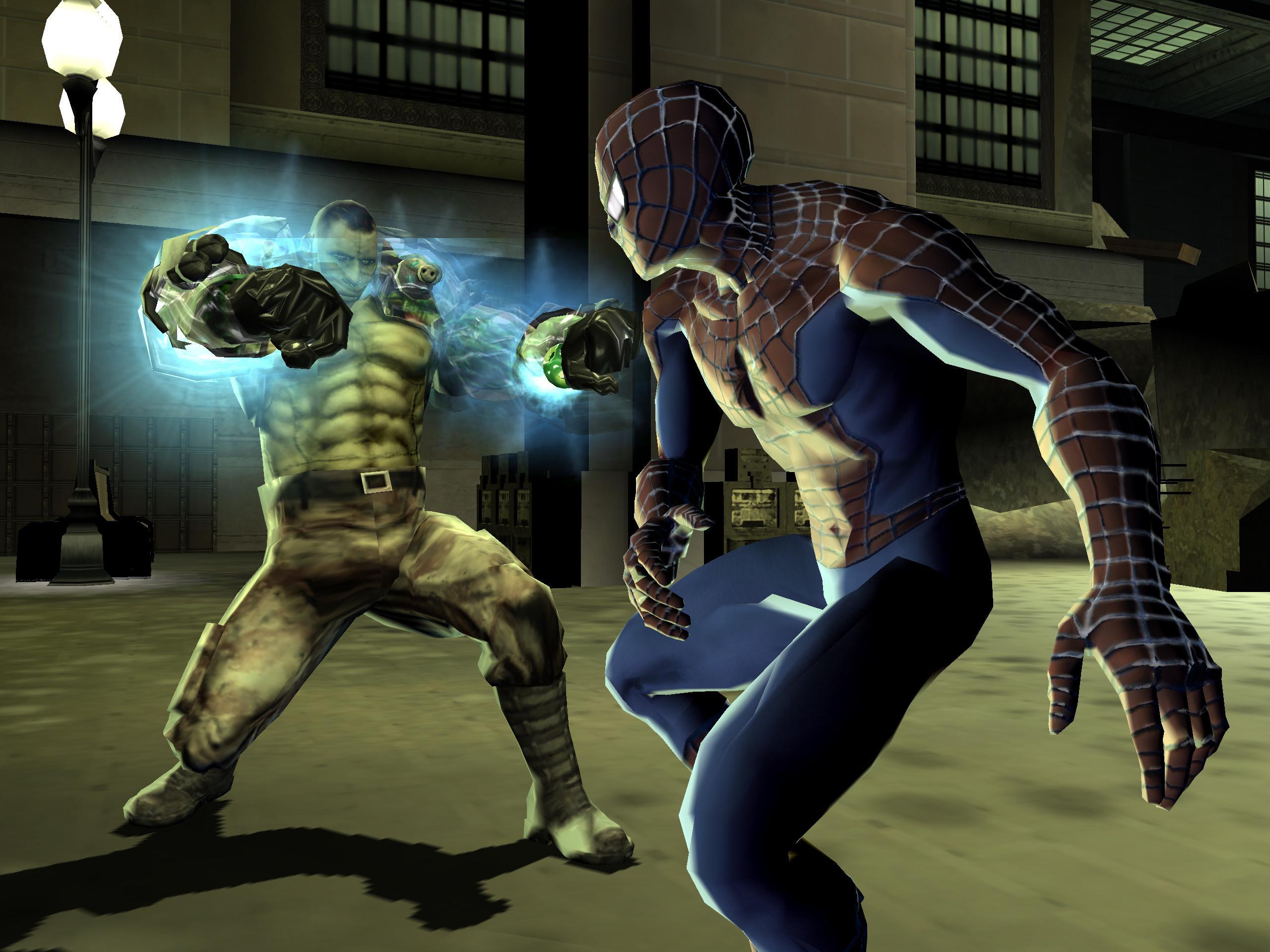Marvel nemesis characters