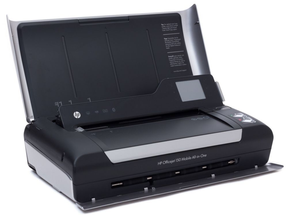 Hp Officejet 150 Mobile All In One Preview Portable All In One Itproportal