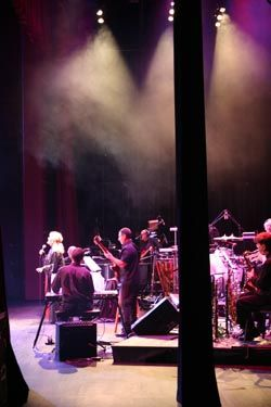 Look Solutions' Accompanies Dark Star Orchestra At Lehigh's Zoellner Arts Center