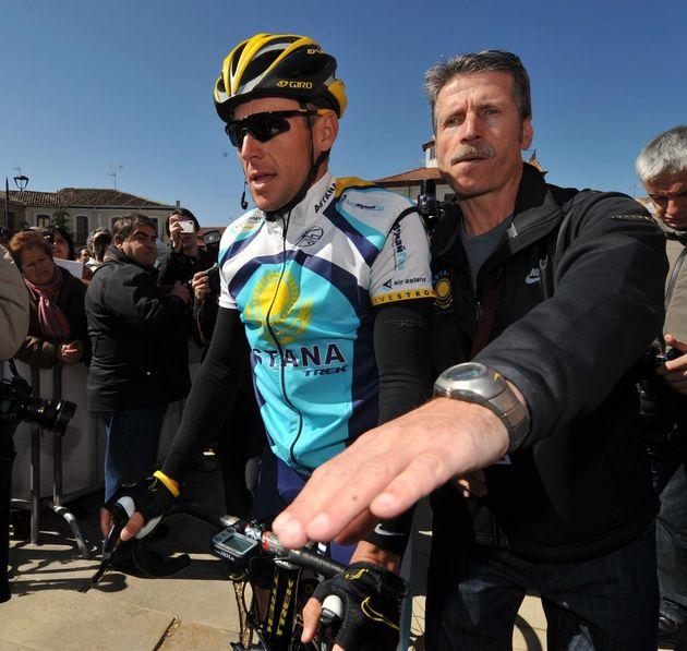 Lance Armstrong Castilla y Leon 2009
