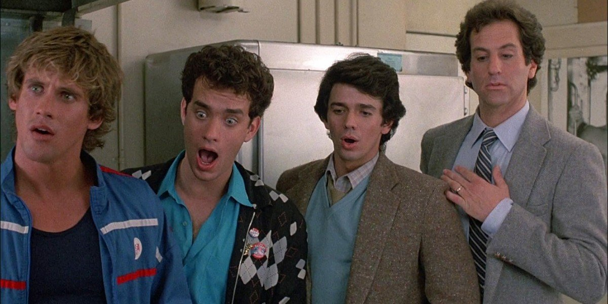 The Cast of 1984's Bachelor Party