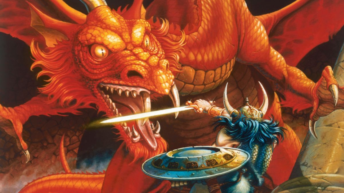 Win Dungeons and Dragons Art and Arcana: A Visual History