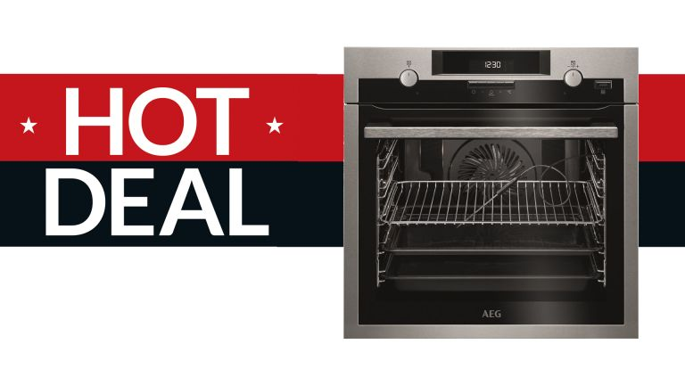 AEG Steambake oven deal