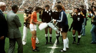 Cruyff, Beckenbauer 1974