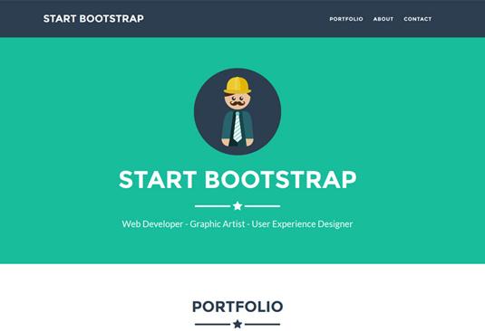 7f4f59298d6d7f45d2c11437aa687a8a 12 great free Bootstrap themes - SEO
