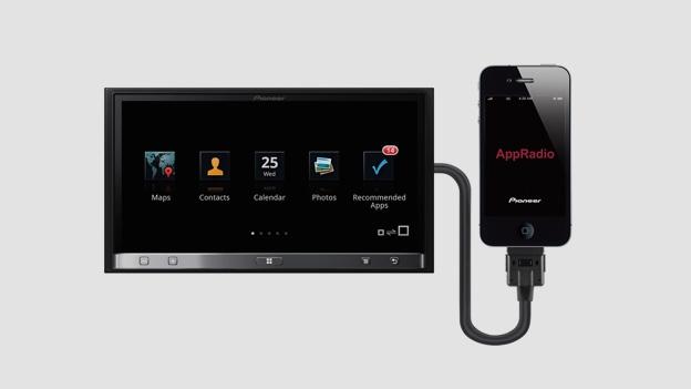 Pioneer SPH-DA100 AppRadio 2 Drivers Windows