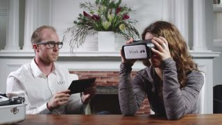 Smartphone eyetest