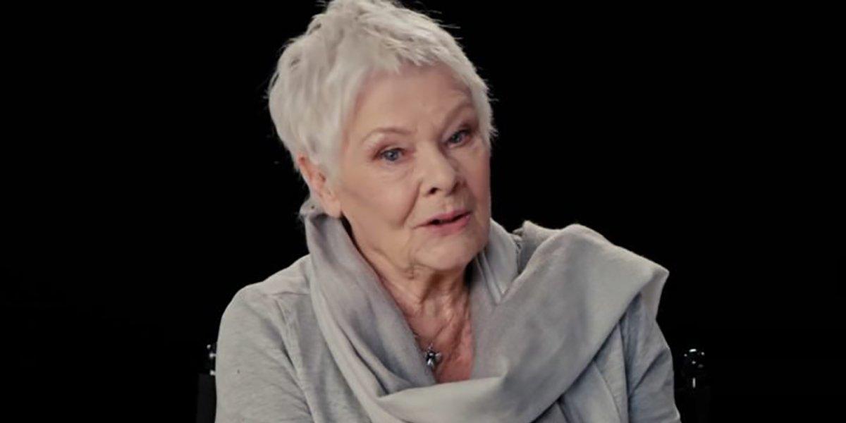 Judi Dench interview