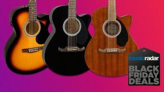 Guitar Center Black Friday deal: Fender FA-135CE