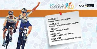 Five stages of 2021 Volta ao Algarve