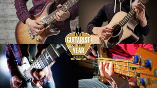 Guitarist of the Year 2019 entries are open