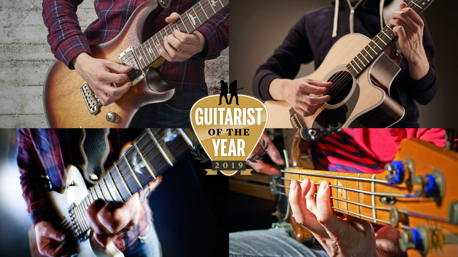 Guitarist of the Year 2019: how to enter and how to win
