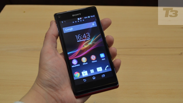 sony xperia l review