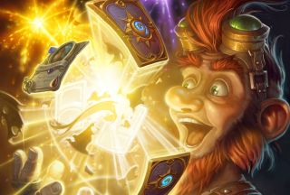 Hearthstone Gnome Art