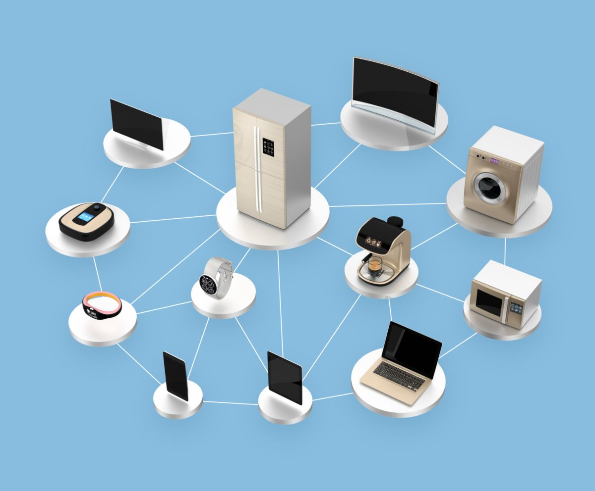 an overview of the internet appliances The term internet of things (often abbreviated iot) was coined by industry researchers but has emerged into mainstream public view only more recentlyiot is a network of physical devices, including things like smartphones, vehicles, home appliances, and more, that connect to and exchange data with computers.