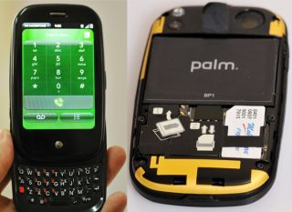 Palm Pre - UK version coming soon?