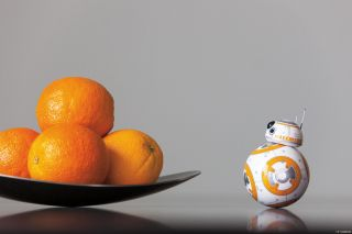 The BB-8 app-enabled droid is one of many Star Wars products available in the Space.com store.