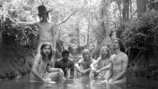 The Allman Brothers Band circa 1970