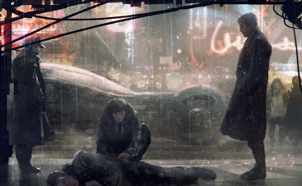 Free League Publishing's new 'Blade Runner' tabletop game will let you hunt down rogue Replicants (exclusive)