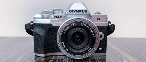 Olympus OM-D EM-10 Mark IV review