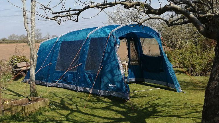 Vango Joro 450 tent review