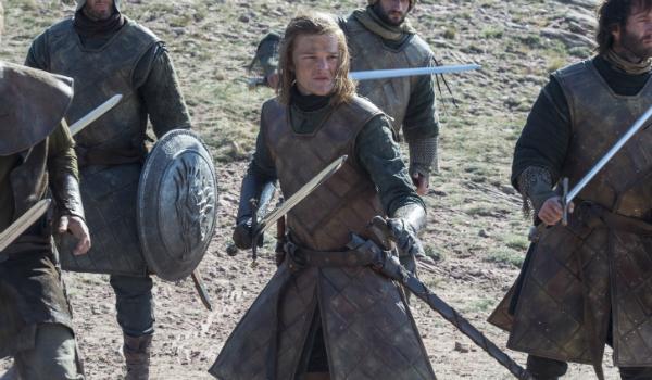 Game of Thrones Ned Stark Robert Aramayo HBO