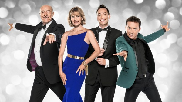Strictly Come Dancing judges Len Goodman, Darcey Bussell, Craig Revel Horwood, Bruno Tonioli